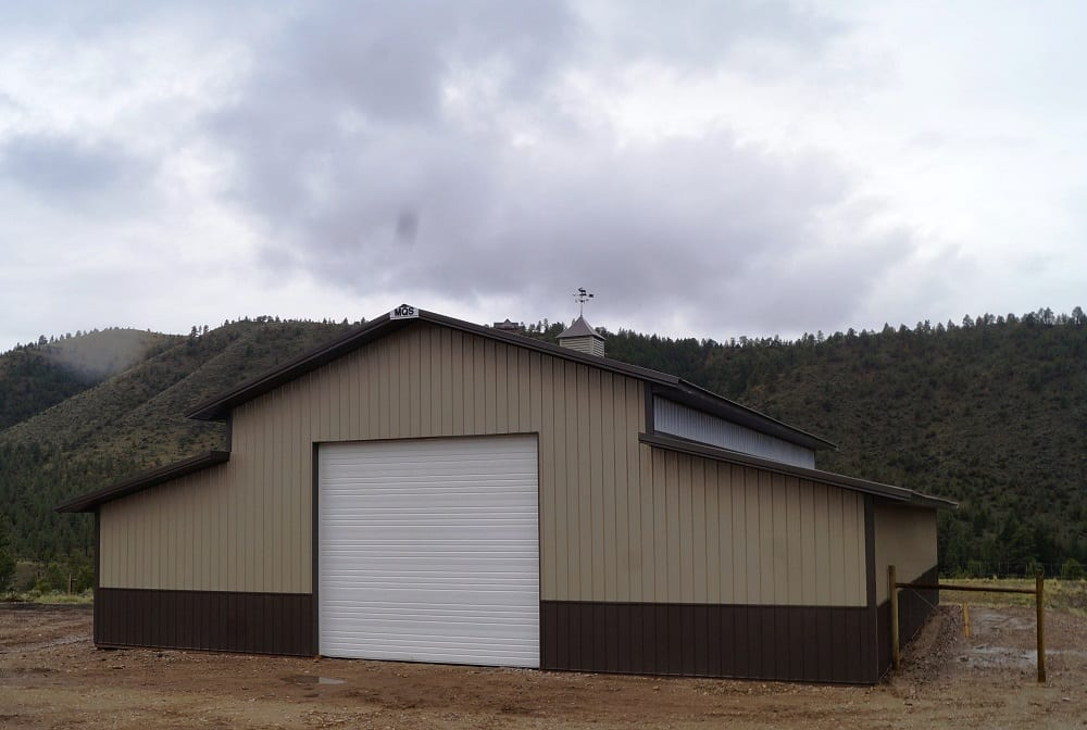 Benefits of Using a Pole Barn for Storage