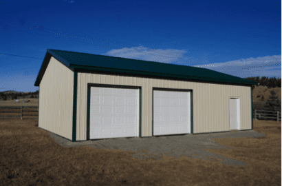 Three Advantages of Post Frame Construction