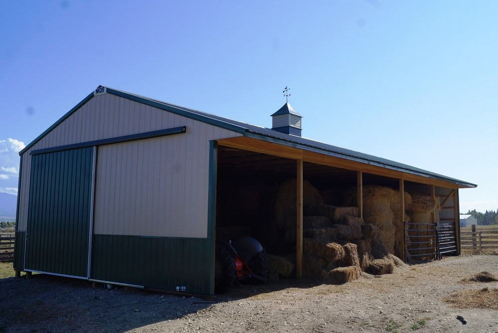 Agricultural And Livestock Pole Barns Mqs Structures