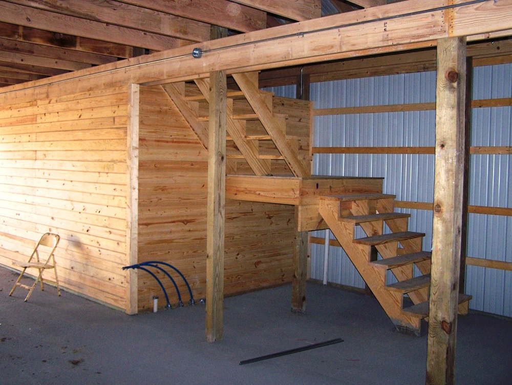 Horse Barns Riding Arenas Mqs Structures