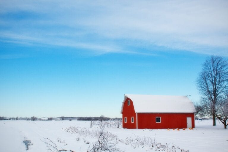 Tips for Winterizing Your Pole Barn Agricultural buildings in Ohio | Amish barn builders in Ohio