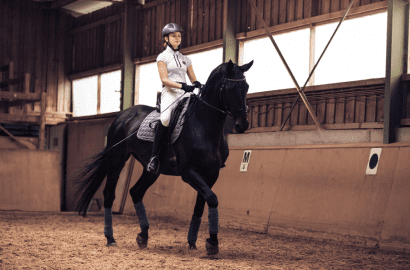 Install an Indoor Riding Arena