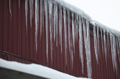 Pole Barns and Ice Dams
