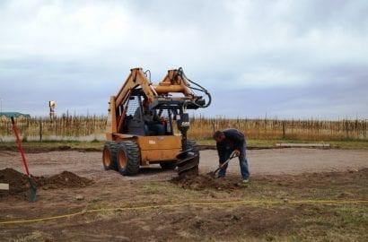 Site Preparation for Farm Buildings in Ohio
