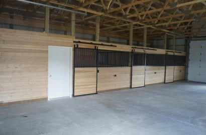 Flooring Options for Pole Barns