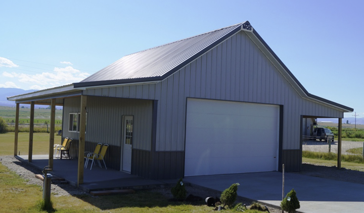 Ohio post frame buildings