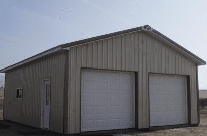 garage hobby shop in Ohio