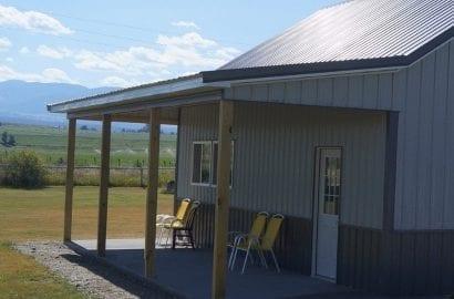 West Virginia agricultural buildings