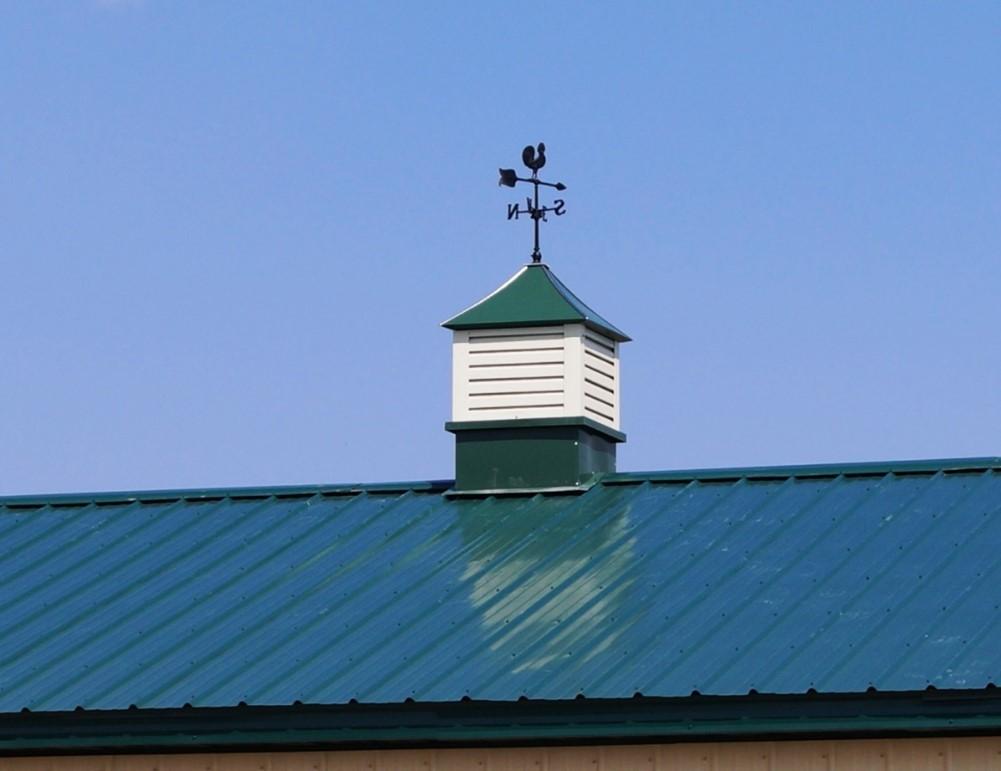 pole building in West Virginia