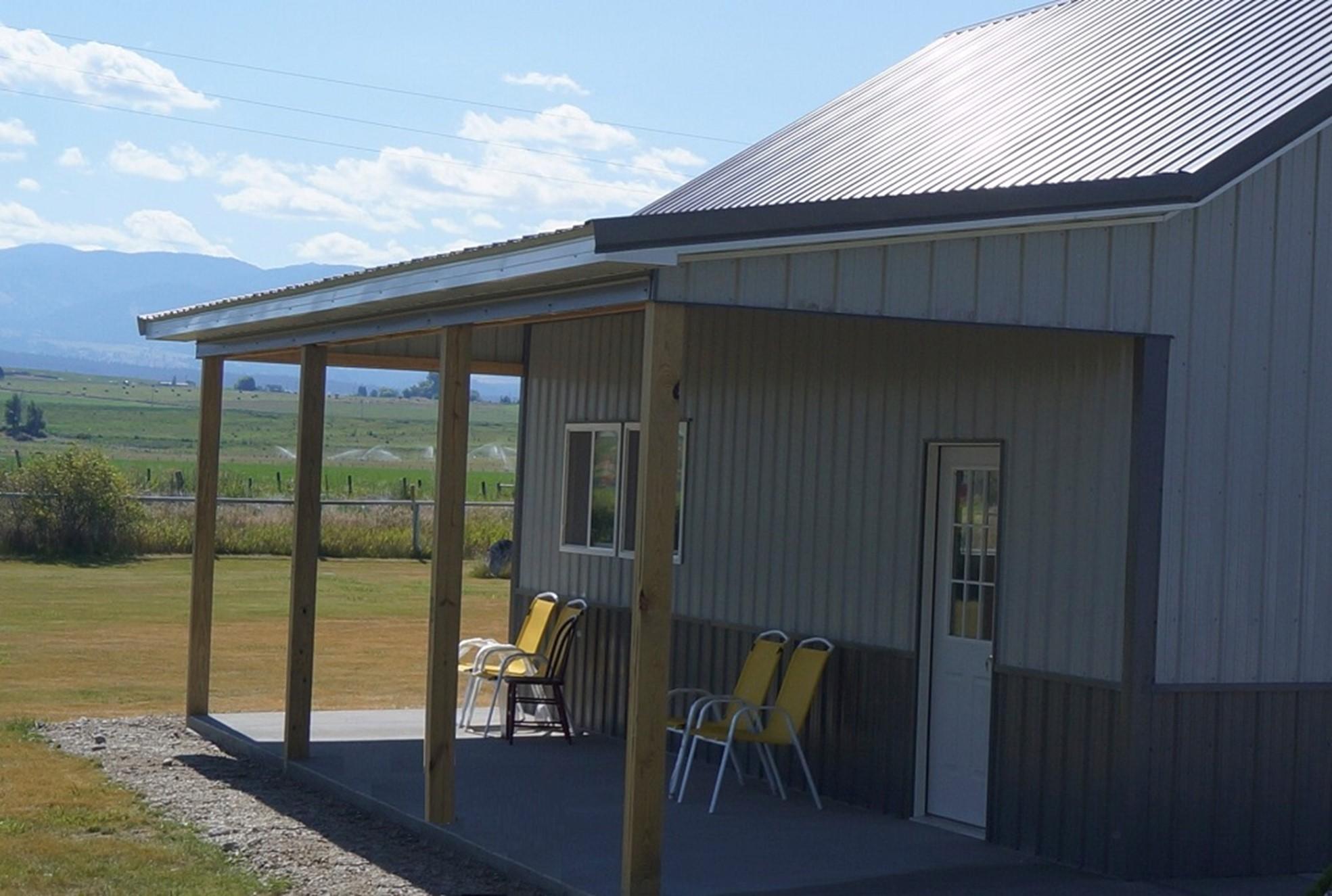 Cumberland farm building