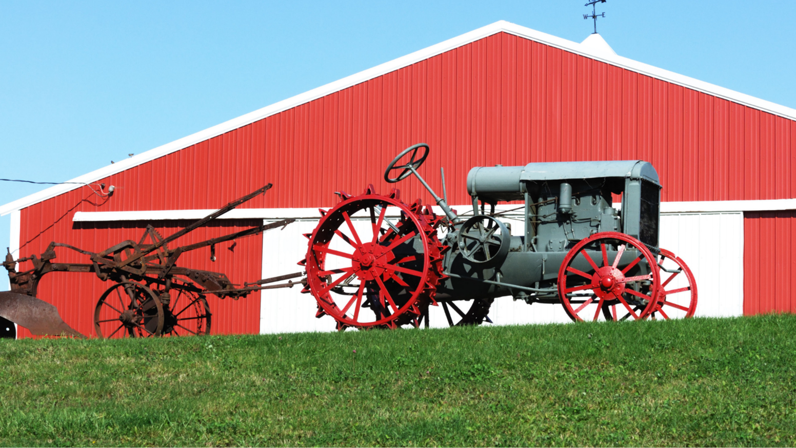 Ohio Agricultural Buildings