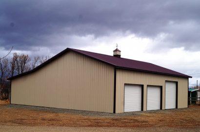 Pole Barn Builders In Cumberland