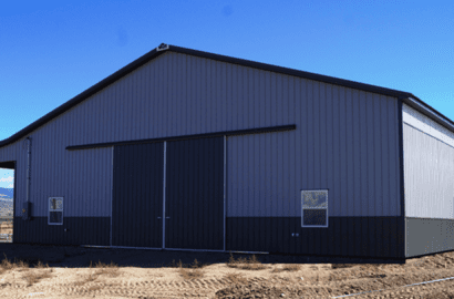 Farm Buildings In Kentucky
