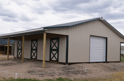 Custom Post Frame Builders In Ohio