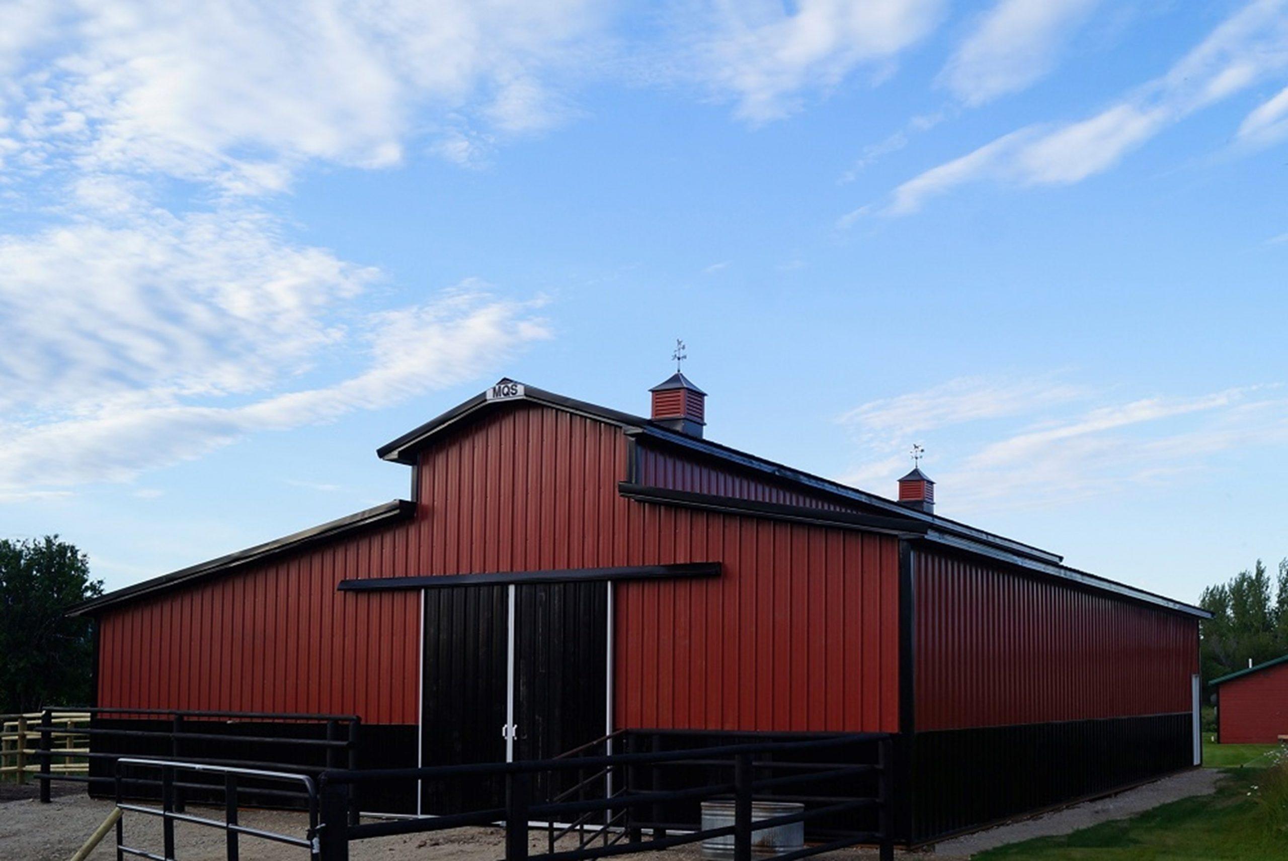 Ohio Amish Barns