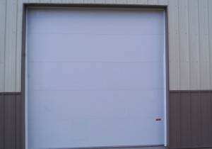 Garage door commercial