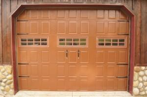 Carraige Style Door